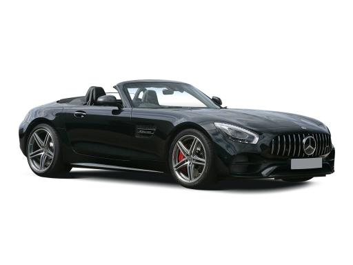 Mercedes-Benz AMG GT ROADSTER SPECIAL EDITION GT Night Edition 2dr Auto