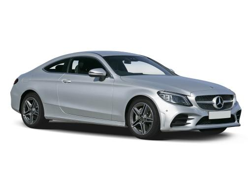 Mercedes-Benz C CLASS AMG COUPE C43 4Matic Edition Premium 2dr 9G-Tronic