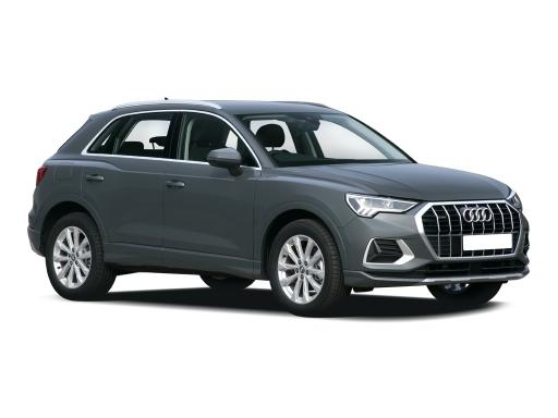 Audi Q3 ESTATE 35 TFSI Black Edition 5dr [Comfort+Sound Pack]