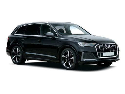 Audi Q7 ESTATE SQ7 TFSI Quattro Black Edition 5dr Tiptronic