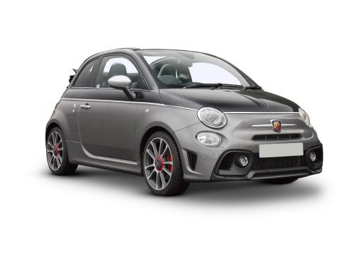 Abarth 595C CONVERTIBLE 1.4 T-Jet 165 Pista 2dr