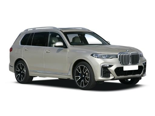 BMW X7 ESTATE xDrive40i MHT M Sport 5dr Step Auto [Ult Pack]