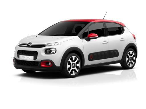 Citroën C3 HATCHBACK 1.5 BlueHDi Shine Plus 5dr