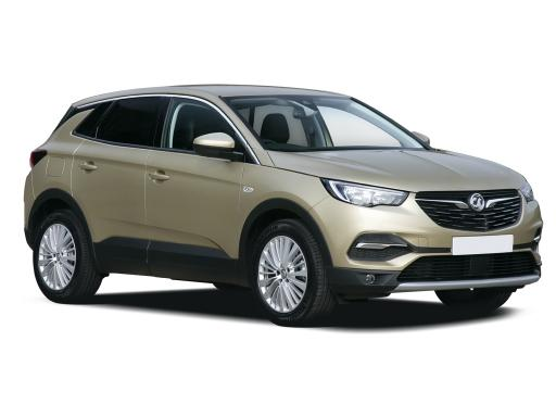 Vauxhall GRANDLAND X HATCHBACK 1.2 Turbo Griffin Edition 5dr