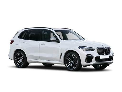 BMW X5 M ESTATE SPECIAL EDITION xDrive X5 M Competition First Ed 5dr Step Auto