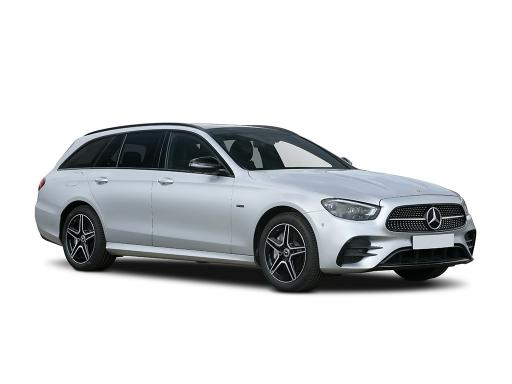 Mercedes-Benz E CLASS ESTATE E300d 4Matic AMG Line Night Ed Prem+ 5dr 9G-Tronic