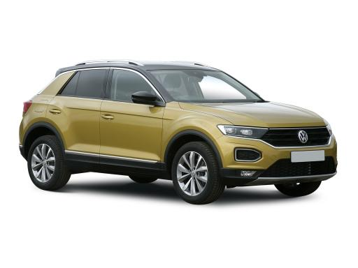 Volkswagen T-ROC HATCHBACK SPECIAL EDITION 1.0 TSI 110 United 5dr