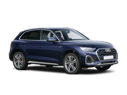 Audi Q5 SPORTBACK SPECIAL EDITIONS 45 TFSI Quattro Edition 1 5dr S Tronic [C+S]