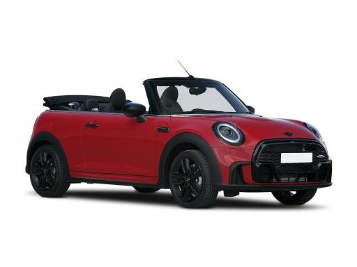 MINI CONVERTIBLE 2.0 Cooper S Exclusive 2dr [Comfort Pack]