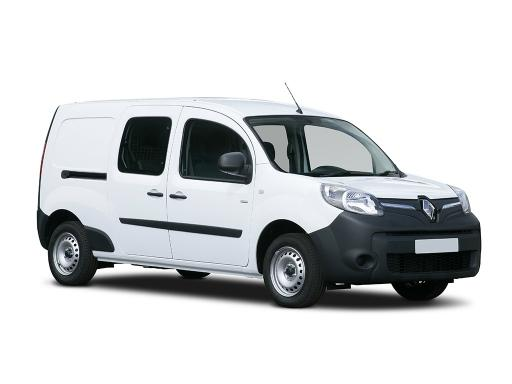 Renault KANGOO MAXI ZE LL21 44kW 33kWh Business i-Crew Van Auto