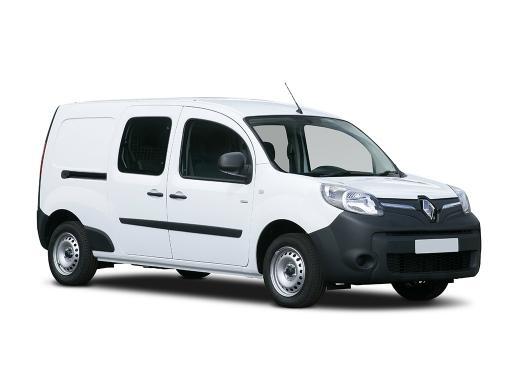 Renault KANGOO MAXI ZE LL21 44kW 33kWh Business i-Crew Van Cab Auto