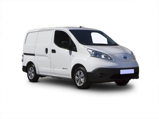Nissan e-NV200 80kW Tekna Van Auto 40kWh