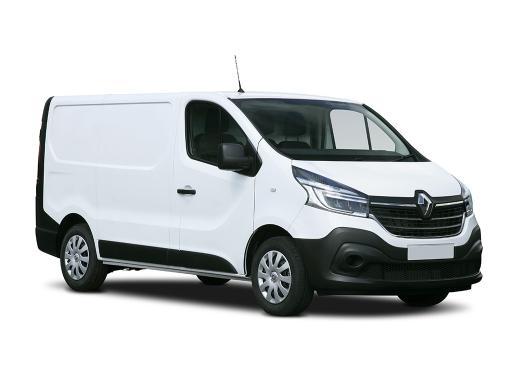 Renault TRAFIC LWB LL30 ENERGY dCi 120 Business+ Crew Van