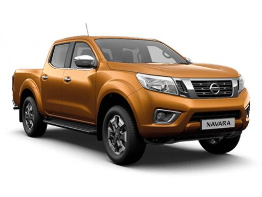 Nissan NAVARA Double Cab Pick Up Acenta 2.3dCi 163 TT 4WD