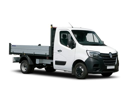 Renault MASTER LWB FWD LL35 ENERGY dCi 150 Business Low Roof Chassis Cab