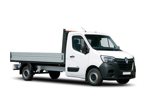 Renault MASTER LWB RWD LL35 ENERGY TWdCi 145 Bus L/Rf D/Cab Alumin Tipper