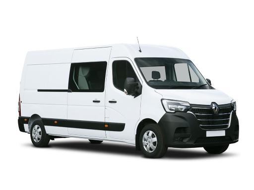 Renault MASTER LWB 4X4 LL35dCi 130 Business Low Roof Chassis Cab
