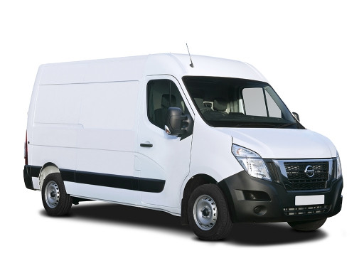 Nissan NV400 F35 L3 2.3 dci 150ps H2 Acenta Crew Van Auto