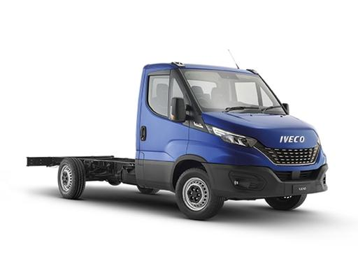 Iveco DAILY 35S14 2.3 Extra High Roof Van 4100 WB Hi-Matic