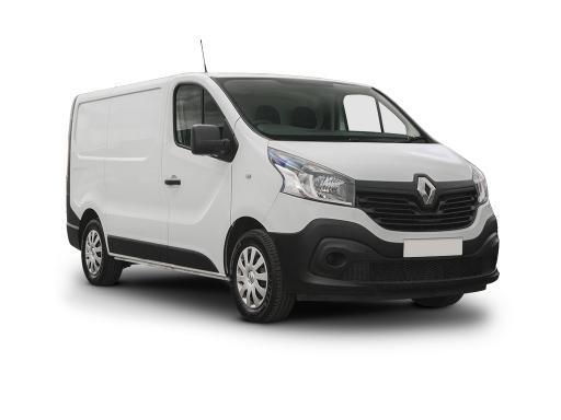 Renault TRAFIC LWB SPECIAL EDITION