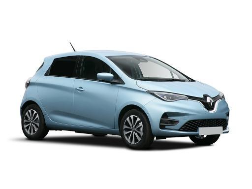 Renault ZOE CDV ZE 80kW Business+ 50kWh Rapid Charge i-Van R110 Auto
