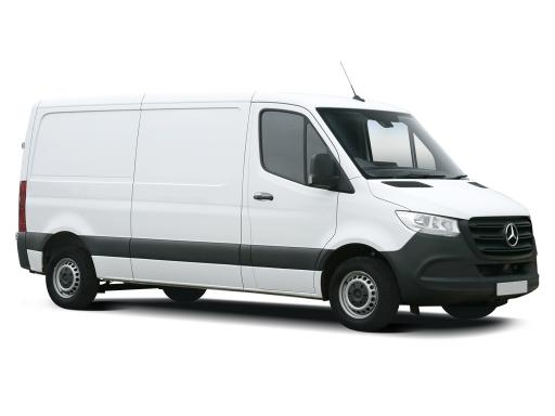 Mercedes-Benz SPRINTER 319CDI L4 RWD
