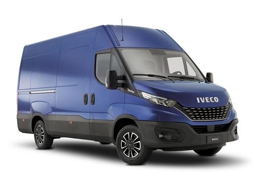 Iveco DAILY 35C21 3.0 H/R Bus Semi-Window Crew Van 4100 WB Hi-Matic