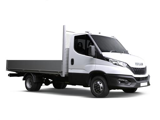Iveco DAILY 35S21 3.0 Business Crew Cab Dropside 4100 WB Hi-Matic