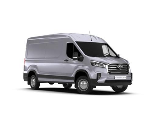 Maxus DELIVER 9 LWB FWD 2.0 D20 163 Lux High Roof Van