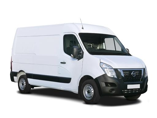 Nissan NV400 R35 L3 2.3 dCi 145ps H1 Tekna Double Cab Tipper [TRW]