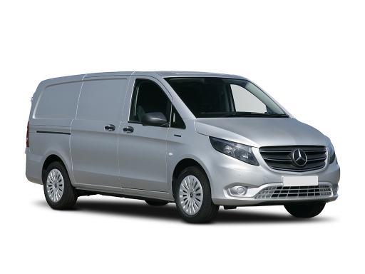 Mercedes-Benz eVITO L2 FWD