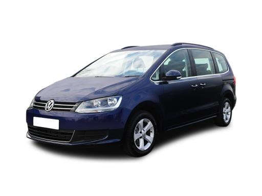 Volkswagen SHARAN Towing Weight Limit