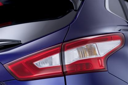 Nissan Qashqai Backlight