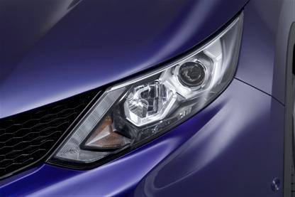 Nissan Qashqai Front Light
