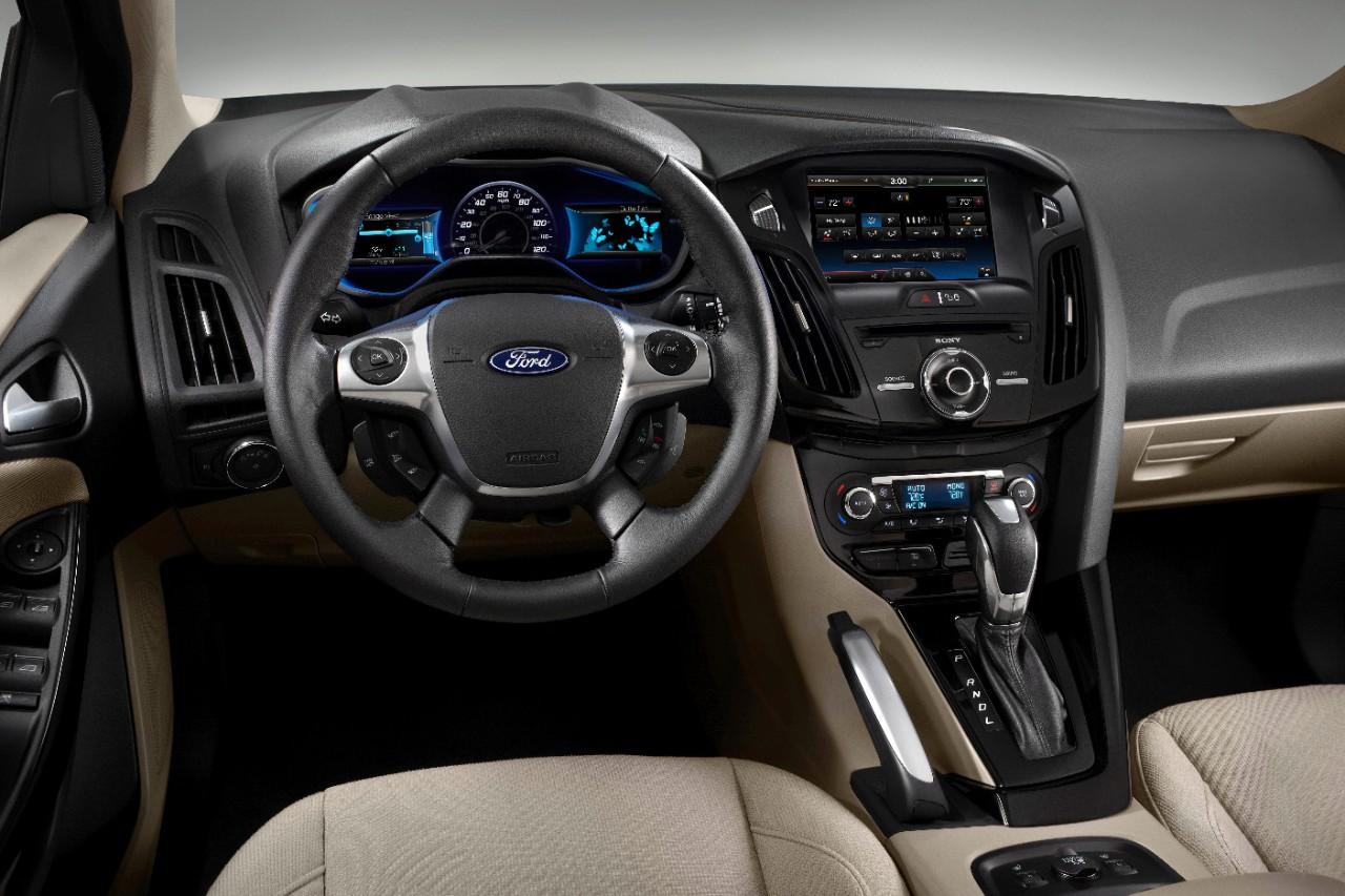 Ford Focus Steering