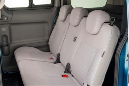 eNV200 Passenger Seats