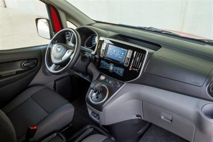 eNV200 steering