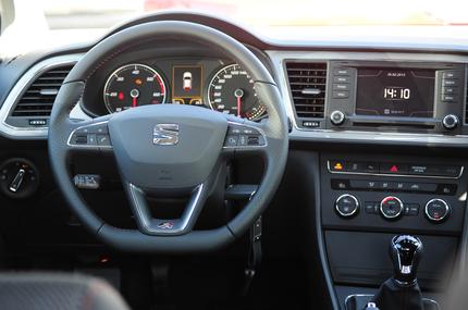 Seat Leon Steering