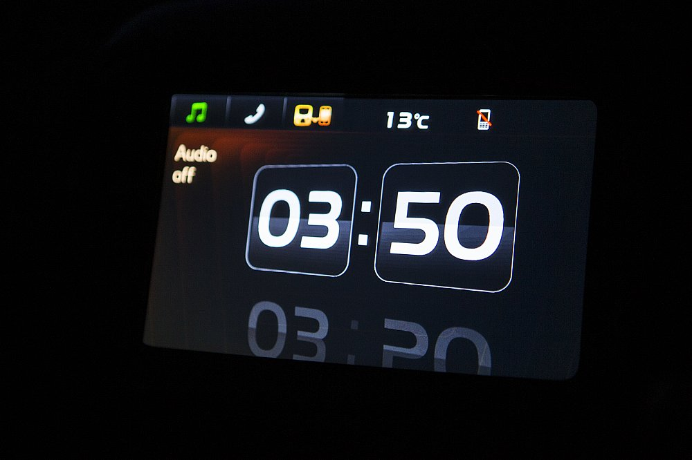 Aygo 7 inch touch screen