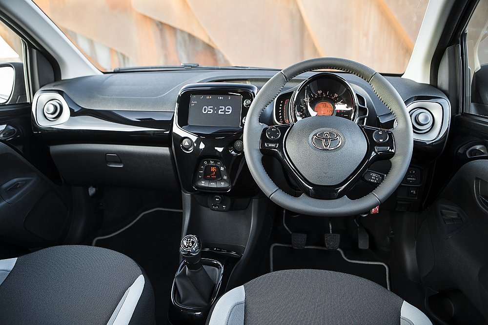 Aygo Steering