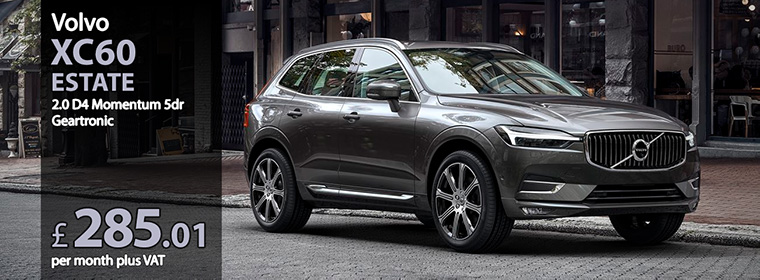 Volvo XC60 ESTATE2.0 D4 Momentum 5dr Geartronic