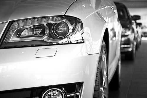 grey car for company car allowance and lease schemes piece