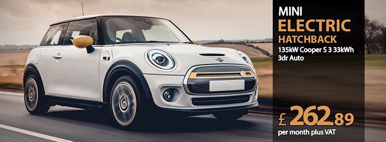 MINI ELECTRIC HATCHBACK 135kW Cooper S 3 33kWh 3dr Auto